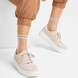 ⭐️ NWOT Airy mesh ankle socks
